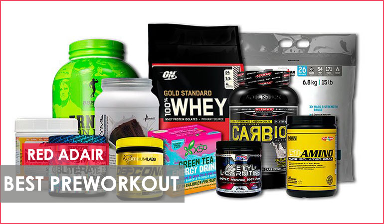 Best Pre Workout Supplement Reviews Top 5 Products In 2019