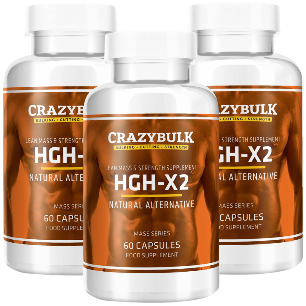 HGH-X2 Reviews - Legal Alternative to Somatropin HGH Booster