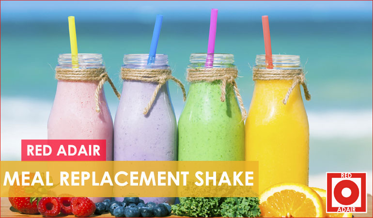 Best Meal Replacement Shakes And Protein Shake For Weight Loss