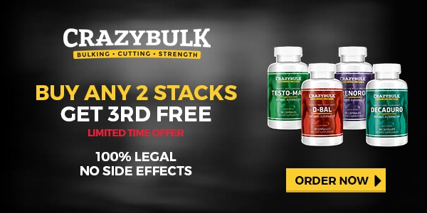 Crazy Bulk - Is Legal Steroids Your Safe Bodybuilding Option?