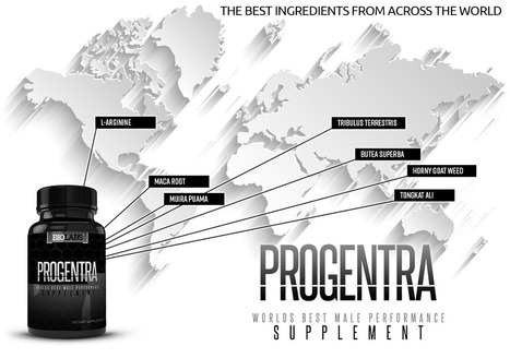 Progentra Ingredients