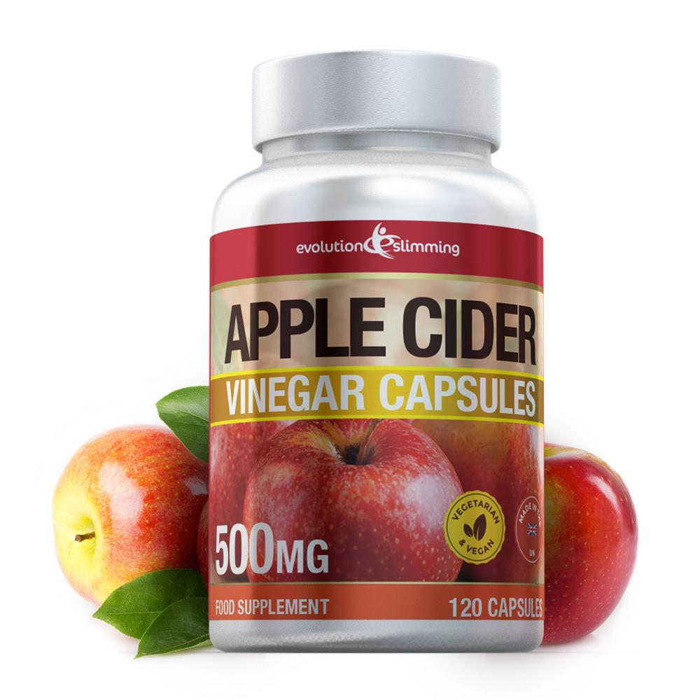 Apple Cider Vinegar Pills - Uses and Benefits for Weight Loss