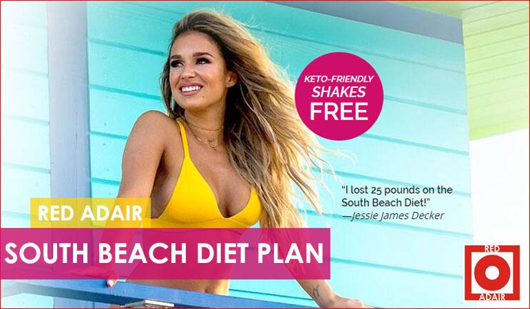 southbeach diet men results
