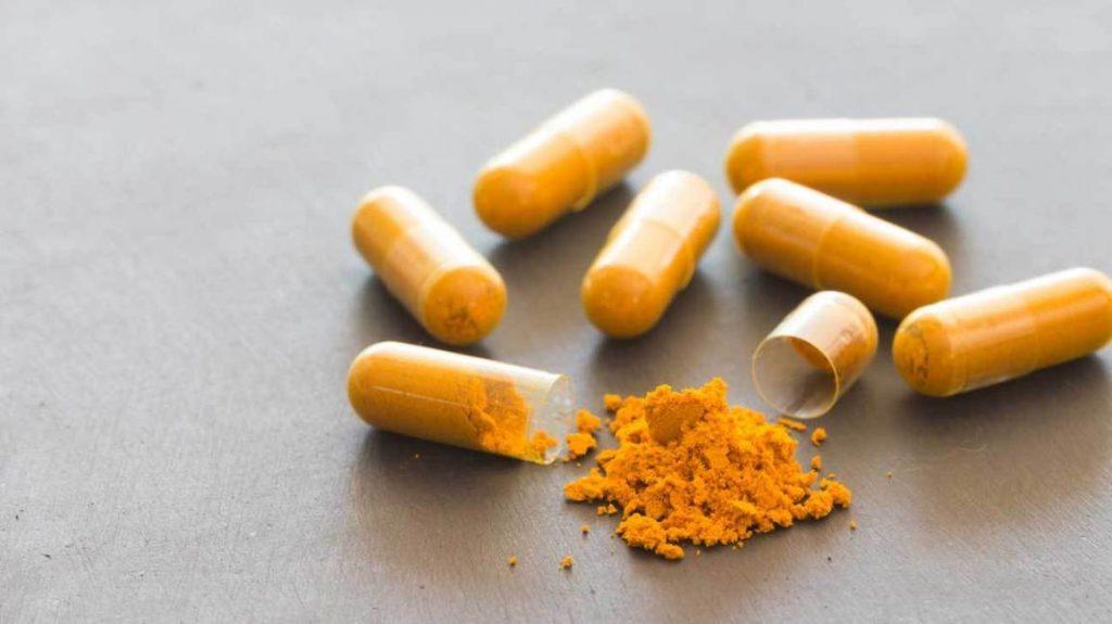 Turmeric Capsules Curcumin 95% Extract Turmeric