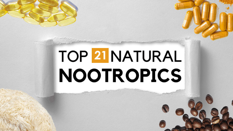 21 natural nootropic supplements of 2020