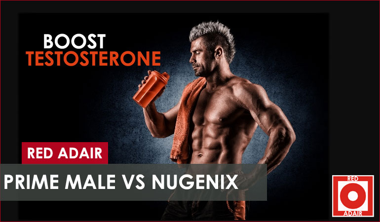 Prime Male Vs Nugenix