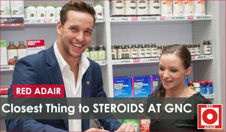 Legal Steroids GNC - Closest Thing to Steroids at GNC